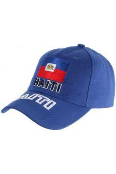 Casquette Pays Casquette Haiti Bleu et Rouge Baseball drapeau Haitien(115544849)