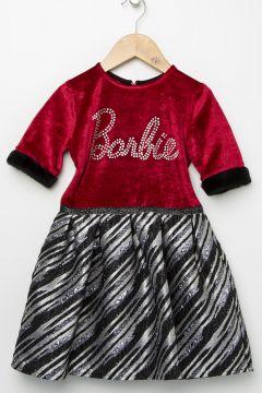 Barbie Vişne Elbise 4 Yaş 906058(104207514)