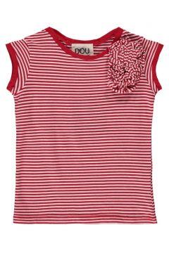 Gestreiftes T-Shirt Blumen XL(113867550)