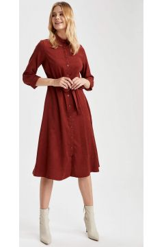 DeFacto Kadın Dokuma Elbise(125934620)