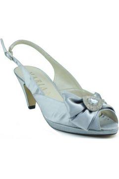 Sandales Marian talon moyen chaussure parti(127858817)