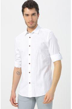 Loft Beyaz Gömlek(120140318)