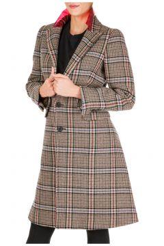 Women's wool coat(118298570)