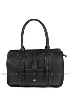 Black - Shoulder Bags - G.Ö.N(110324374)