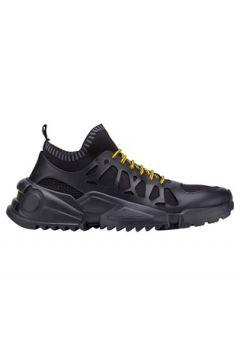 Salvatore Ferragamo Erkek Siyah Sneaker 0 US(124437699)