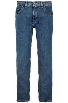 Pioneer: Bequeme Stretchjeans mit dezenter Waschung, 35, Jeansblau(109152634)