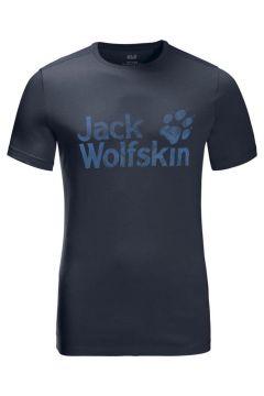 Jack Wolfskin 5022191-1010 Wolf Logo T M T-Shirt(114005524)