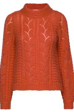 Pullover Strickpullover Orange NOA NOA(108573659)