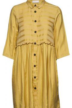 Jerry Short Dress Kurzes Kleid Gelb STORM & MARIE(114164135)