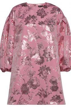 Francis, 856 Metallic Jacquard Kurzes Kleid Pink STINE GOYA(117467258)