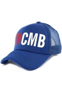 Casquette Ymcmb Casquette Trucker Bleu(115448235)