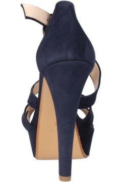 Sandales Bacta De Toi sandales bleu daim AG918(115393555)