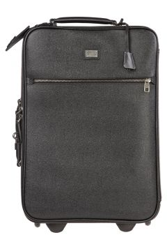 Men's leather suitcase trolley(118071140)
