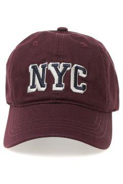 Aeropostale Ayarlanabilir Bordo Şapka(126442610)