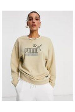 PUMA - Queen - Felpa beige(124805496)