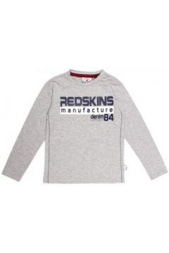 T-shirt enfant Redskins T-Shirt BENCAL Gris(127851055)