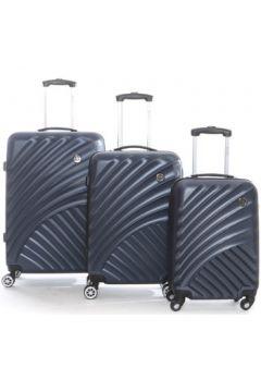 Valise Geographical Norway Set de 3 bagages en ABS SANTONI(115499019)