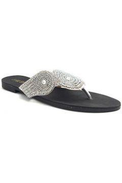 Sandales Cendriyon Tongs Argenté Chaussures Femme(101632006)