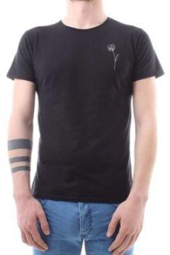 T-shirt Officina 36 CUMH266-NERO(115437031)