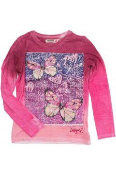 T-shirt enfant Desigual 18WGTKBG(115495028)