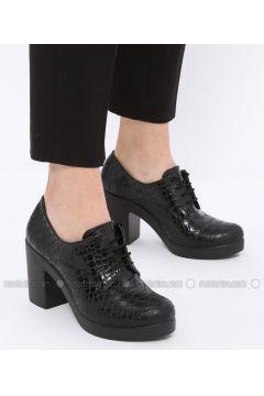 Black - Casual - Shoes - Gezer(110328626)