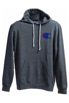 Sweat-shirt Champion FELPA CAPPUCCIO GRIGIA(115478222)