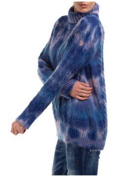 Women's jumper sweater turtle neck(118302203)