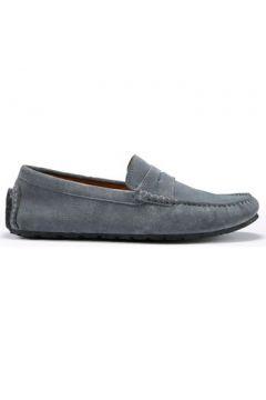 Chaussures Hugs Co. Mocassins Pneu Penny Daim(115404572)