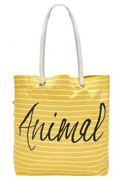 Animal Beachin Damen Einkaufstasche - Pineapple Yellow(116373375)