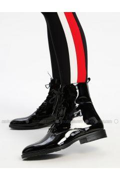 Black - Boot - Boots - DERİGO(110339510)