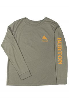Burton Elite Long Sleeve T-Shirt dusty olive(110904964)