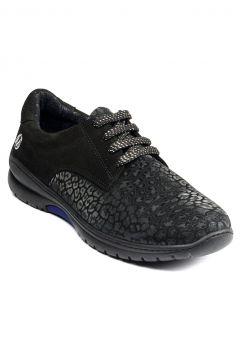 Messimod Siyah Kadın Ayakkabı(124964749)