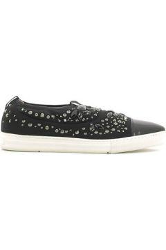 Chaussures Alberto Guardiani GD33191B Slip-on Femmes Noir(115618022)