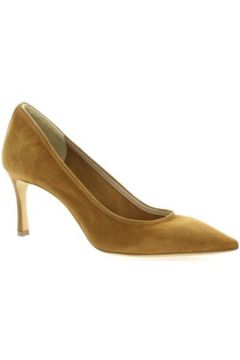 Chaussures escarpins Giancarlo Escarpins cuir velours(127910211)