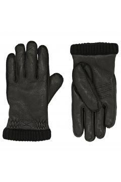 Hestra Deerskin Primaloft Rib Handschuhe - Black(100256833)