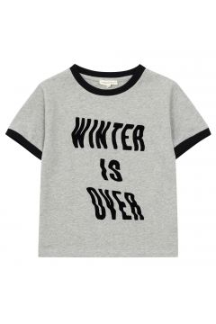 T-Shirt Winter Is Over(117376784)