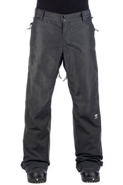 adidas Snowboarding Riding Pants carbon/cwhite(97851338)