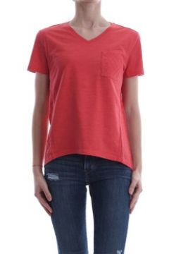 T-shirt Woolrich WYTEE0429 F-DOUBLE TEE(115633530)