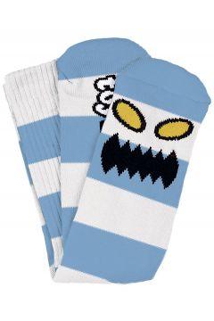 Toy Machine Monster Big Stripe Socks blauw(105296291)