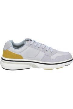 Chaussures Lumberjack sneakers gris textile daim BT715(115442895)