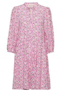 Alorykb Dress Kurzes Kleid Pink KAREN BY SIMONSEN(114164600)
