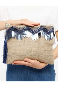 Beige - Clutch Bags / Handbags - Chiccy(110313677)
