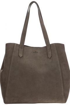 Women's suede shoulder bag(118302553)
