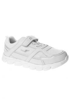 Cool Beyaz Gümüş Rengi Erkek Sneaker(110938230)