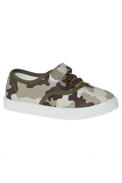 Victory Deichmann Camouflage Unisex Bantlı Ayakkabı(118225132)