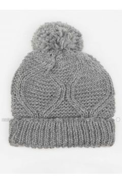 Gray - Hats - DeFacto(110325580)