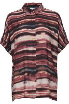 Iboni Blouses Short-sleeved Rot MASAI(116469718)