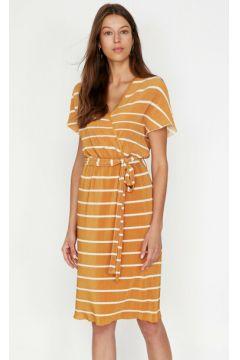 Koton Kadın Çizgili Elbise(117896795)