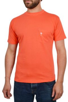 T-shirt Katz Outfitter T-shirt homme Pocket Tee corail - Tee shirt manches courtes(88498915)