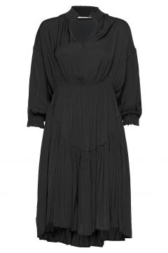 Dress Kleid Knielang Schwarz SOFIE SCHNOOR(120942843)